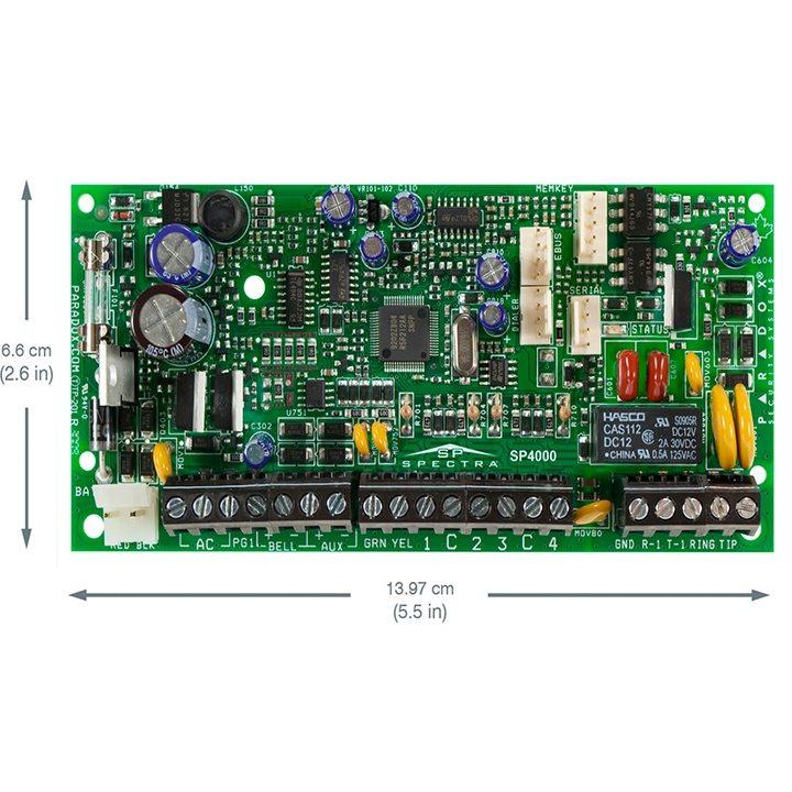 Panel Spectra 4000